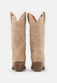 mtng - TEO - Cowboy/Biker boots - afelpado arena - 3