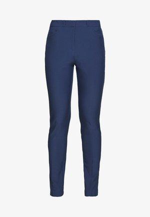 PANT - Pantalon classique - tech indigo