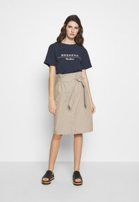 WEEKEND MaxMara - Pencil skirt - sand - 1