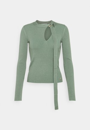 MAGLIA - Jumper - moss green