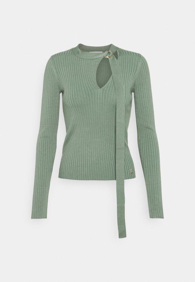 MAGLIA - Trui - moss green