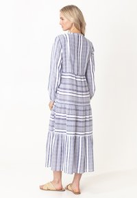 Indiska - YASMINA - Denní šaty - blue - 2