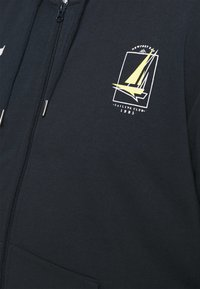 Newport Bay Sailing Club - RACER ZIP HOODIE - Felpa con zip - blue - 4