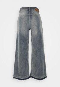 Mos Mosh - COLETTE IDA - Flared Jeans - blue - 1