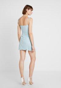 Tiger Mist - ROZA DRESS - Denní šaty - blue - 2