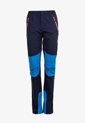 TIKKA W  - Tracksuit bottoms - 2048 navy blazer