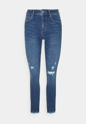 ALEXA ANKLE WASH MACAU - Jeans Skinny Fit - denim blue