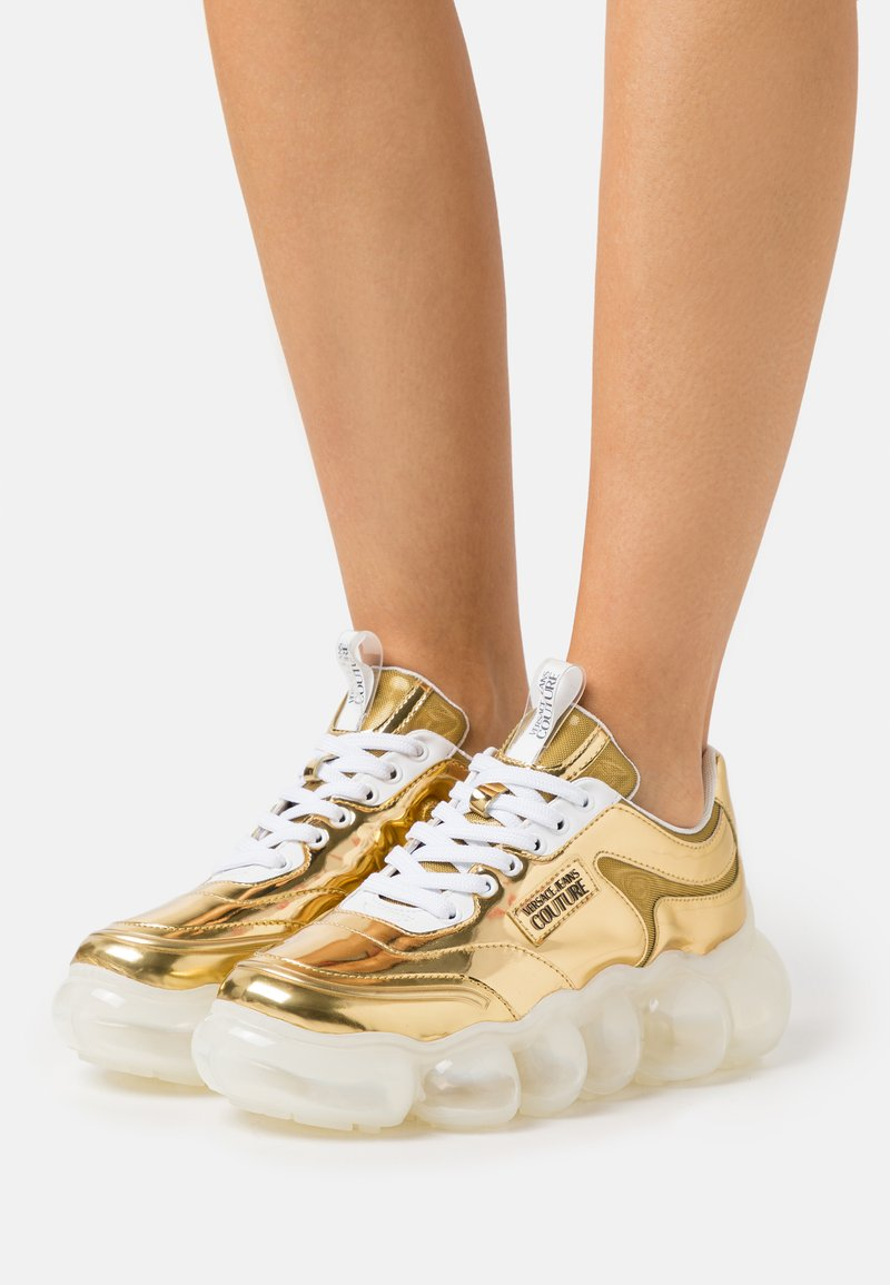 Versace Jeans Couture - Trainers - gold