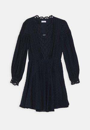 RENZO - Day dress - marine