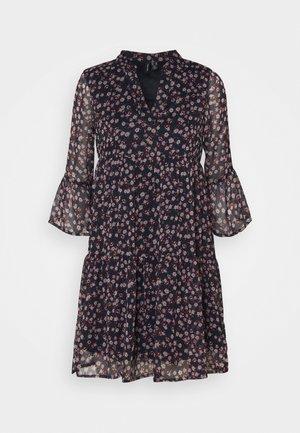 VMKAY SHORT DRESS - Robe d'été - navy blazer