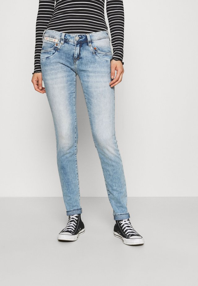 PIPER SLIM TOUCH - Jeans slim fit - frozen