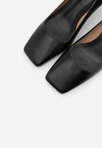 Sportmax - CAMBRA - Classic heels - nero - 6