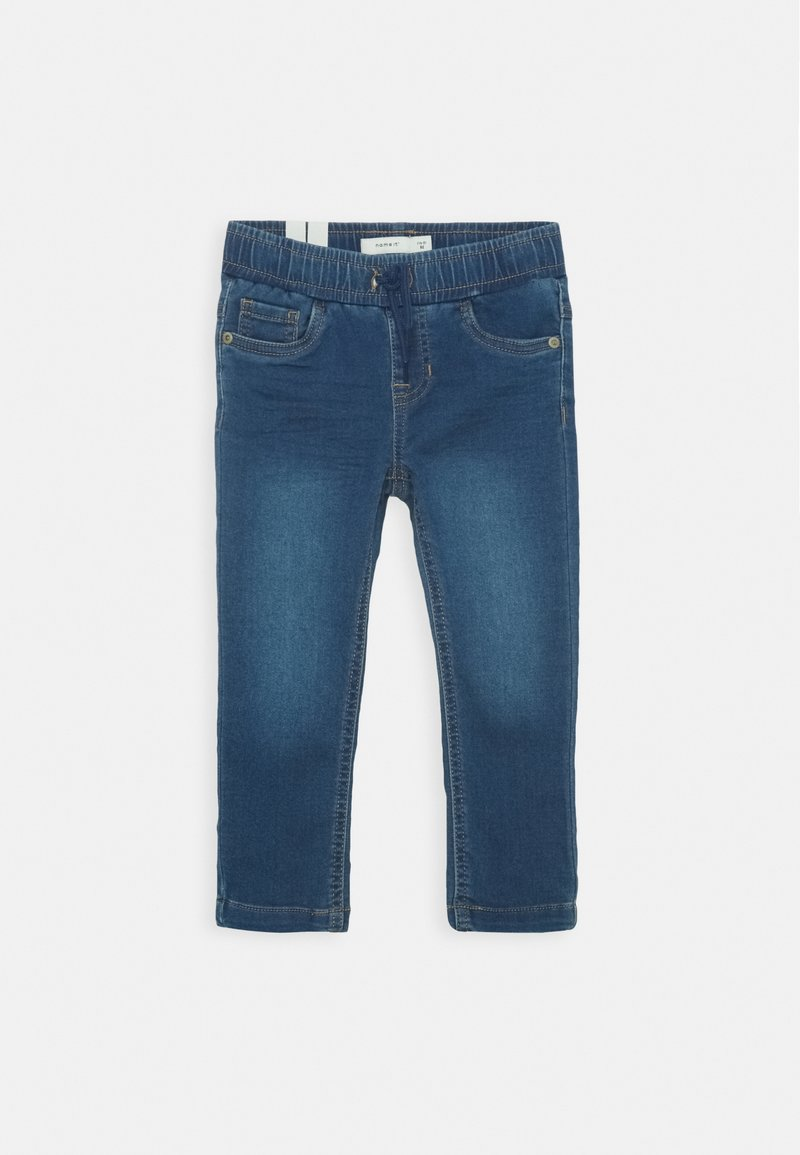 Name it - NMMROBIN DNMTHAYERS PANT - Jeans Slim Fit - medium blue denim