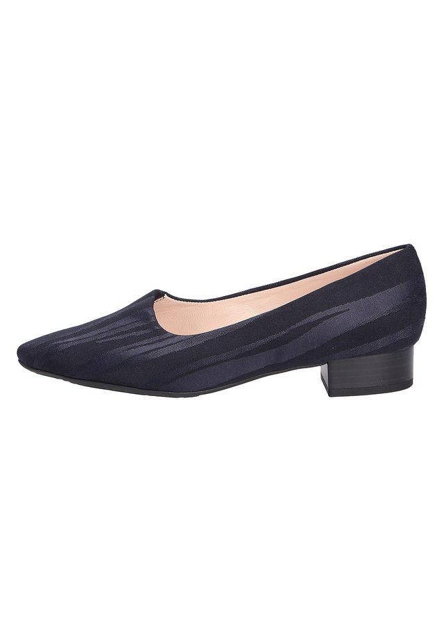 Ballet pumps - navy (135)