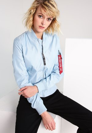 Bomber Jacket - air blue
