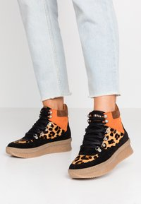 Steve Madden - Ankle boots - multicolor - 0