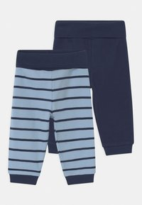 Jacky Baby - 2 PACK UNISEX - Trousers - blue/dark blue - 0
