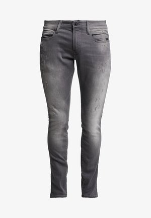 REVEND - Jeans Skinny Fit - slander grey superstech