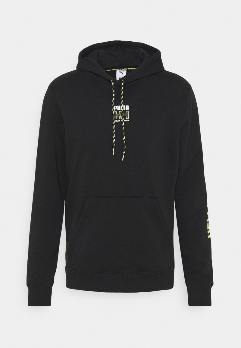 Puma - HELLY HANSEN - Sweatshirt - puma black