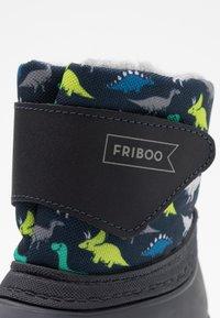 Friboo - Winter boots - dark blue - 5