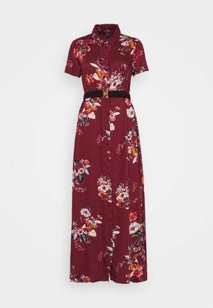 VMLOVELY ANCLE DRESS - Maxi dress - sable