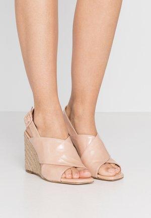 AGATHA LORY TRIKARAYU - High heeled sandals - makeup