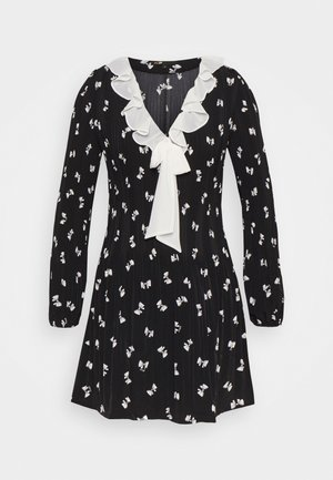 ROCKALE - Vapaa-ajan mekko - noeuds noir