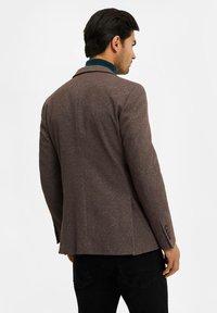 WE Fashion - Blazer jacket - brown - 2