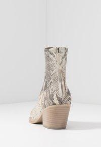 Dolce Vita - SHANTA - Cowboystøvletter - stone - 5