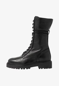 Zign - Lace-up boots - black - 1