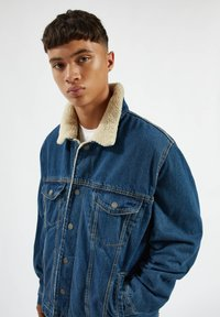 PULL&BEAR - Denim jacket - dark blue - 3