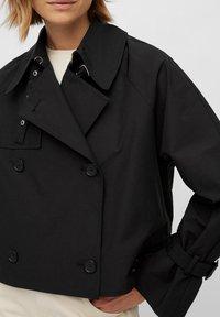 Marc O'Polo - MIT WASSERABWEISENDER OBERFLÄCH - Outdoor jacket - black - 4