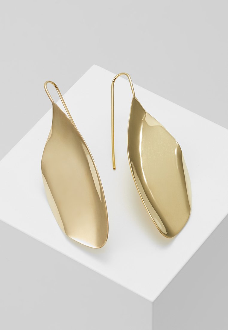 Soko - TULLA STATEMENT THREADER - Earrings - gold-coloured