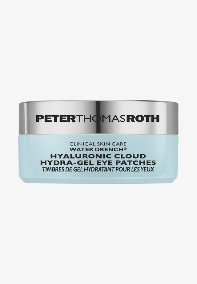 WATER DRENCH™ HYALURONIC CLOUD HYDRA-GEL EYE PATCHES  - Oogverzorging - -