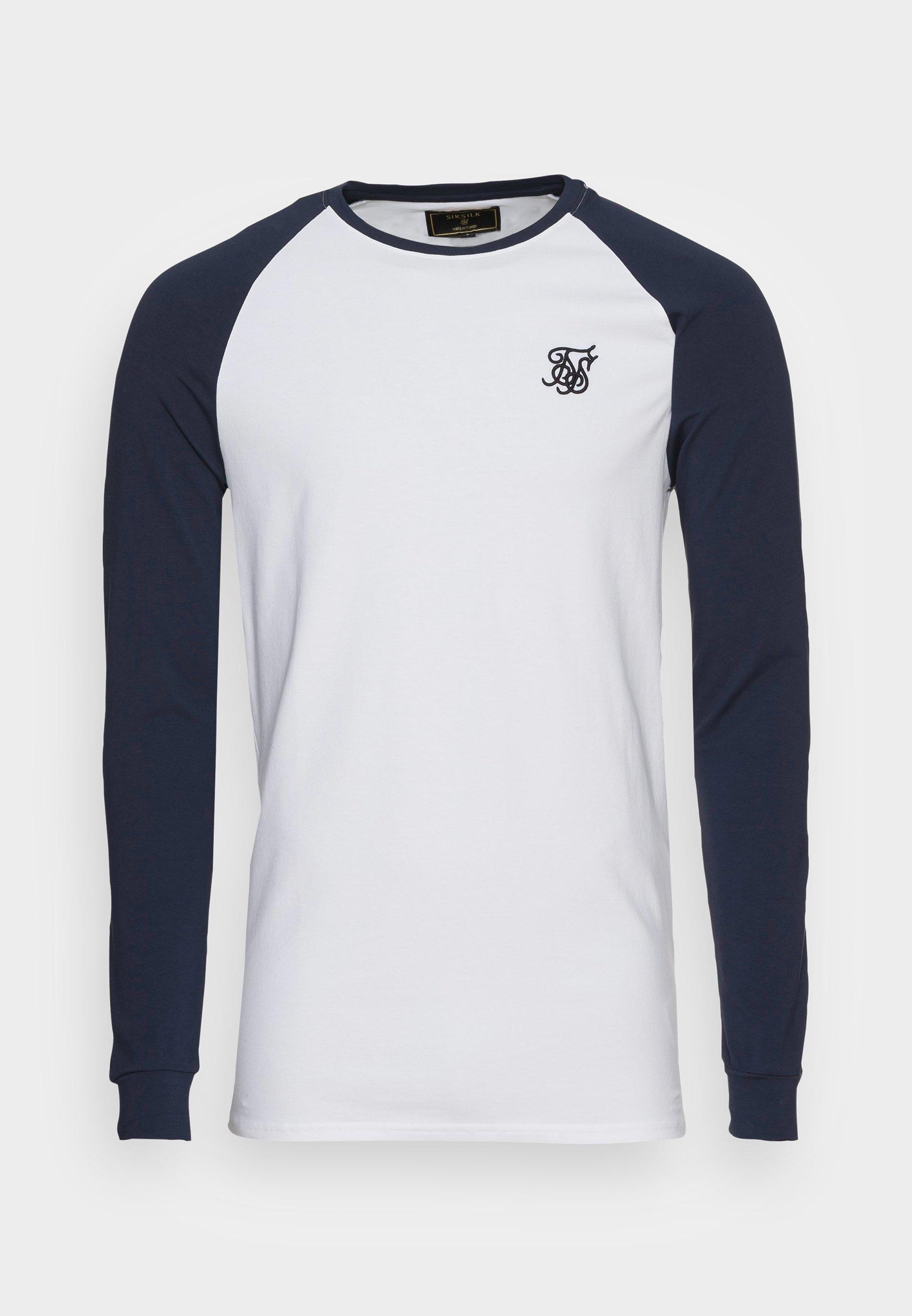 Men RAGLAN TEE - Long sleeved top