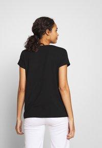 ONLY - ONLGRACE  - T-shirts basic - black - 2