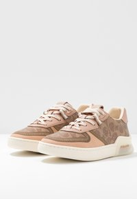 Coach - CITYSOLE  COURT  - Trainers - tan/beechwood
