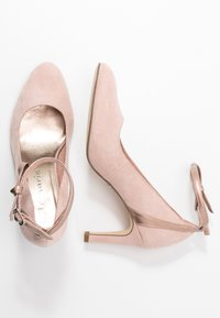Tamaris - Klassiske pumps - rose metallic - 3