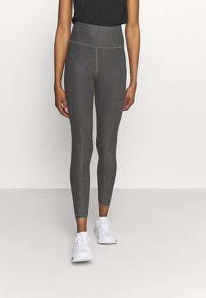 STUDIO YOGINI LUXE HIGH WAIST - Leggings - charcoal heather