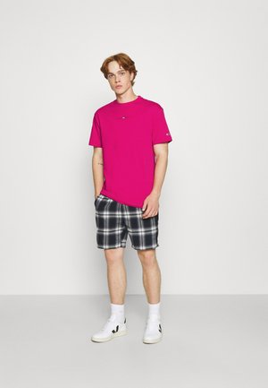 LINEAR LOGO TEE - T-shirt - bas - pink