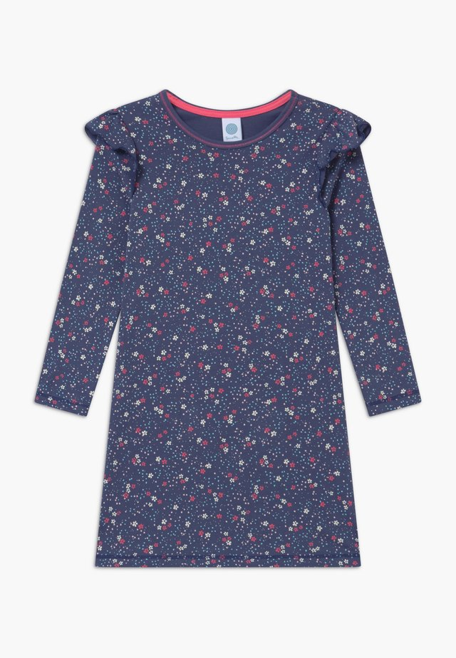 KIDS SLEEPSHIRT ALLOVER - Nightie - blue indigo