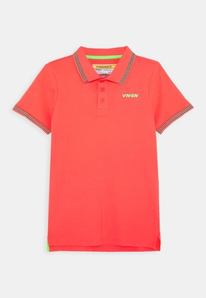 KAMERON - Polo shirt - red