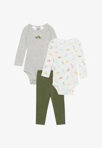 Carter's - DINO BABY 2 PACK SET - Kalhoty - multi-coloured - 4