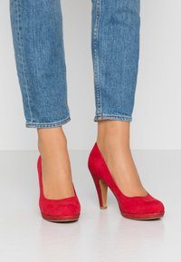Marco Tozzi - High heels - red - 0