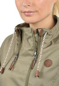 Desires - BELLE - Outdoor jacket - olive - 2