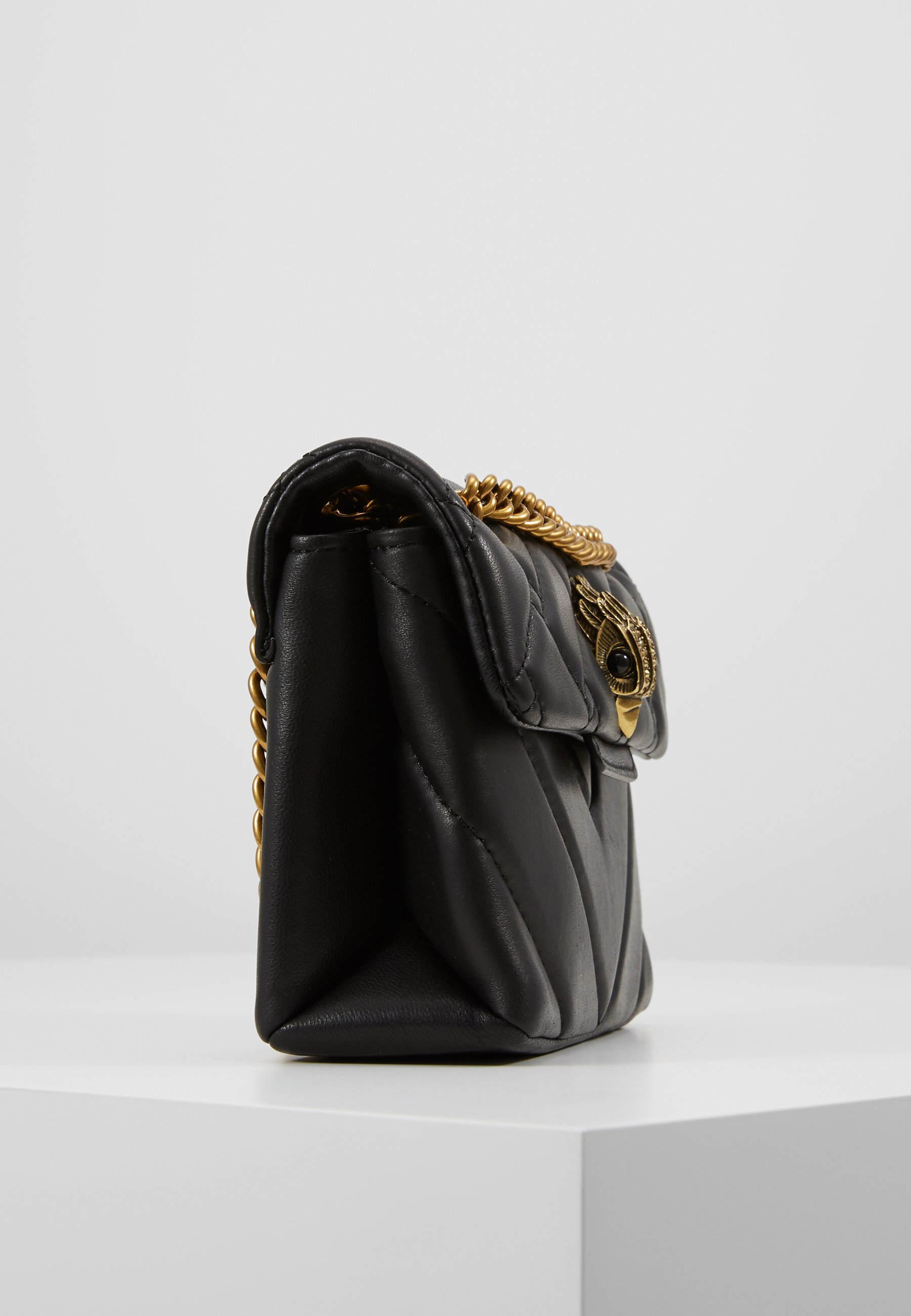 Kurt Geiger London MINI KENSINGTON X BAG - Skulderveske - black/svart M7xzHGnB7fpE5Hr