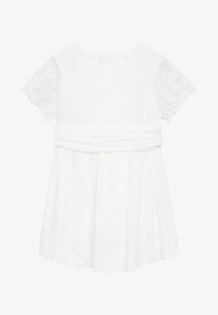 Mango - DAFNE - Cocktail dress / Party dress - gebroken wit