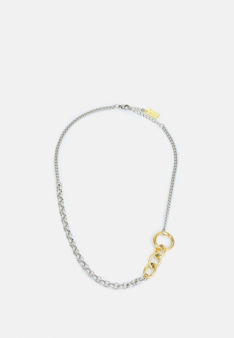 sweet deluxe - NECKLACE - Necklace - silver-coloured