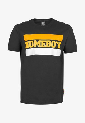 TAKE YOU HOME TEE - Print T-shirt - black