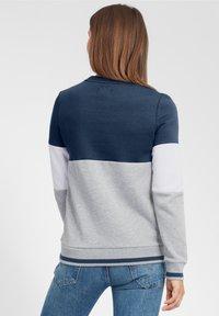 Oxmo - OMAYA - Sweatshirt - insignia blue - 2